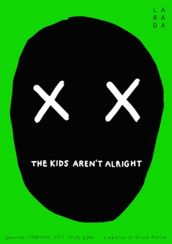 the kids aren't alright locandina mostra