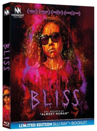 La cover del blu ray di BLISS