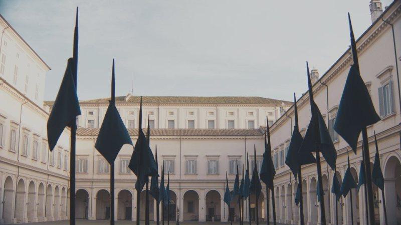 Sky Uno Vacanze Italiane - Dentro il Quirinale - Ph. Sky Italia