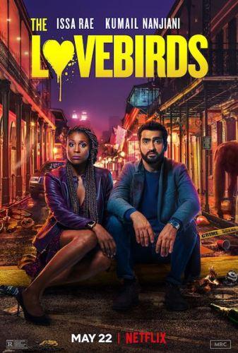 The Lovebirds poster film