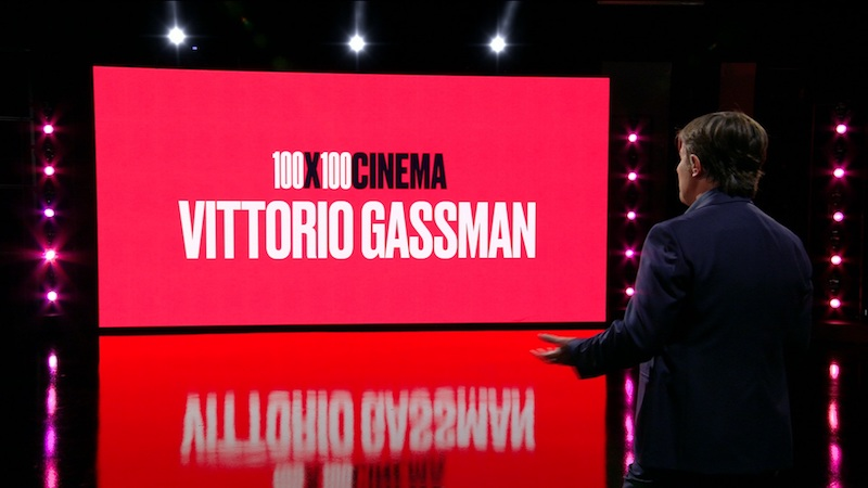 Omaggio a Vittorio Gassman su SKY Cinema Collection