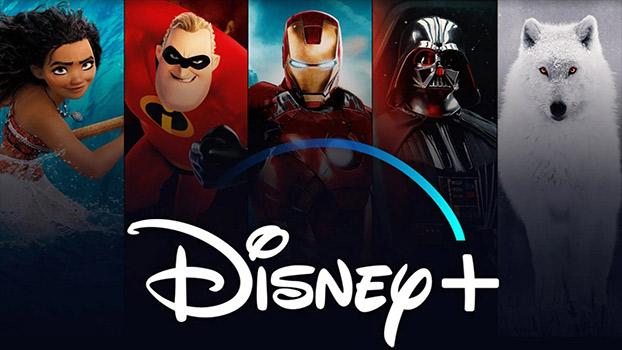 Disney plus luglio