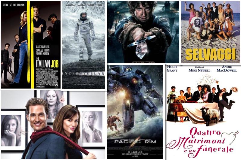 film in tv dal 1° al 7 luglio