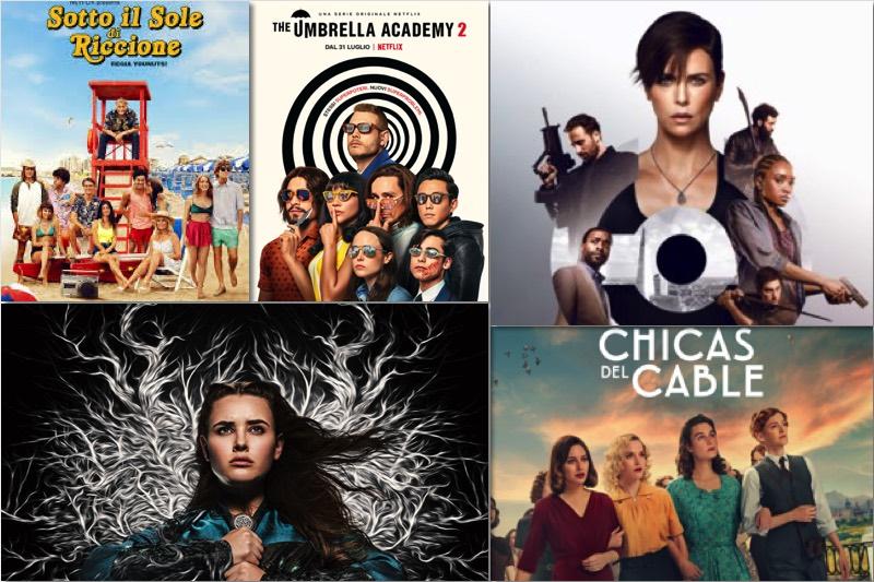 Novità su Netflix a luglio