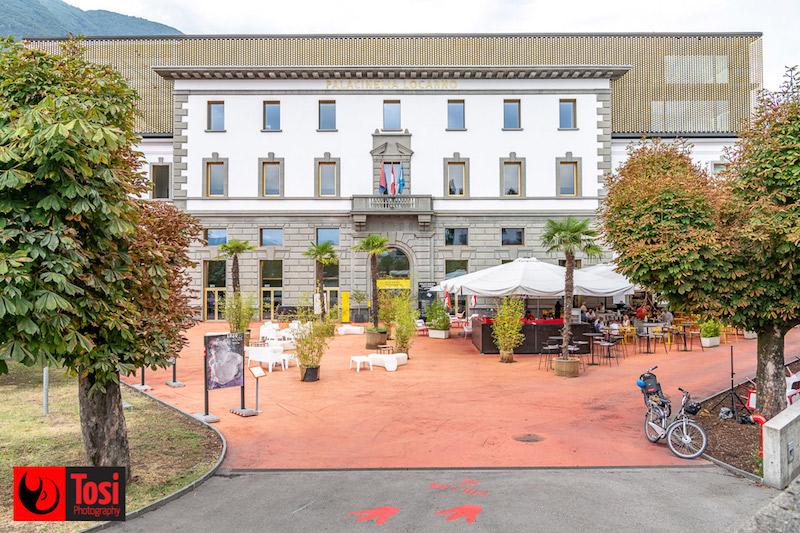 Locarno 2020 - Palazzo del Cinema © Tosi Photography