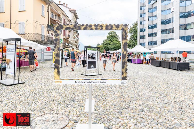 Locarno 2020 - Piazza Grande © Tosi Photography