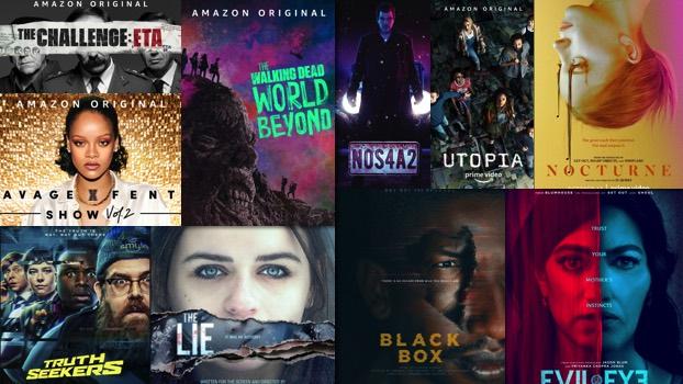 Amazon Prime Video: le novità di ottobre