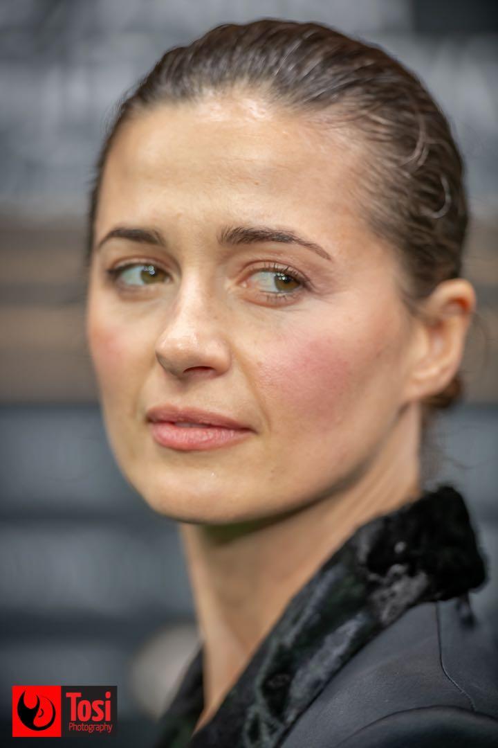 Zurich Film Festival 2020 - Actress Agnieszka Grochowska © Tosi Photography