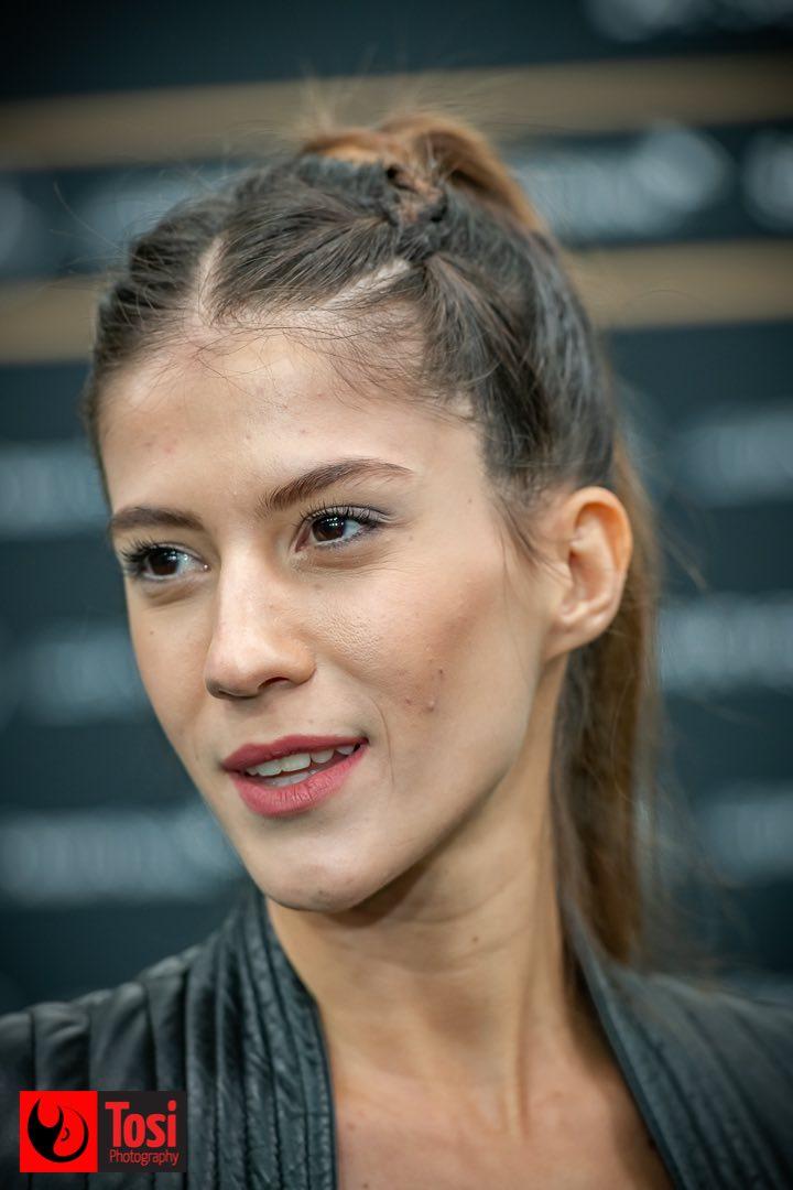 ZFF 2020 - actress Ecem Aydin © Tosi Photography