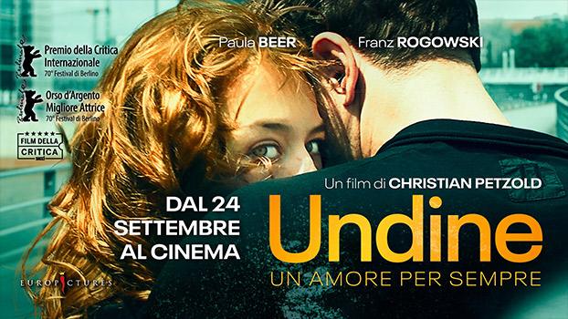 UNDINE - UN AMORE PER SEMPRE (2020) recensione film | Cinema |