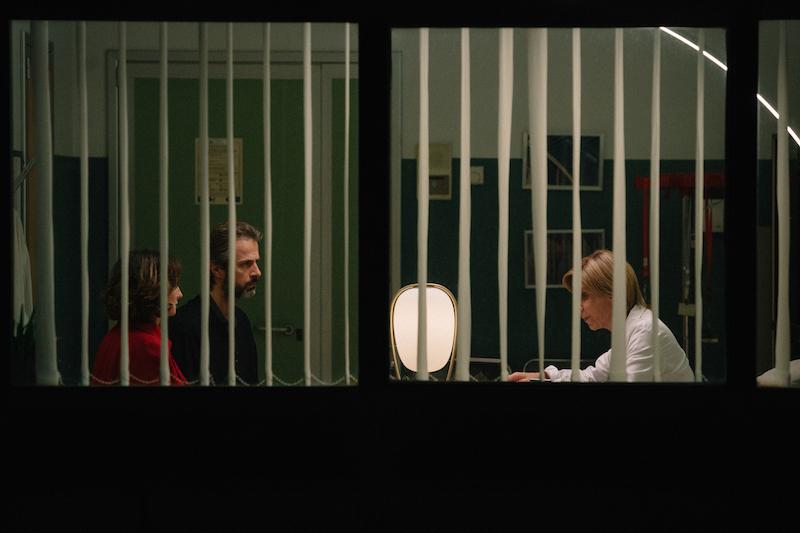 Lorenza Indovina, Kim Rossi Stuart e Raffaella Lebboroni in una scena del film Cosa Sarà. Photo: Paolo Ciriello.
