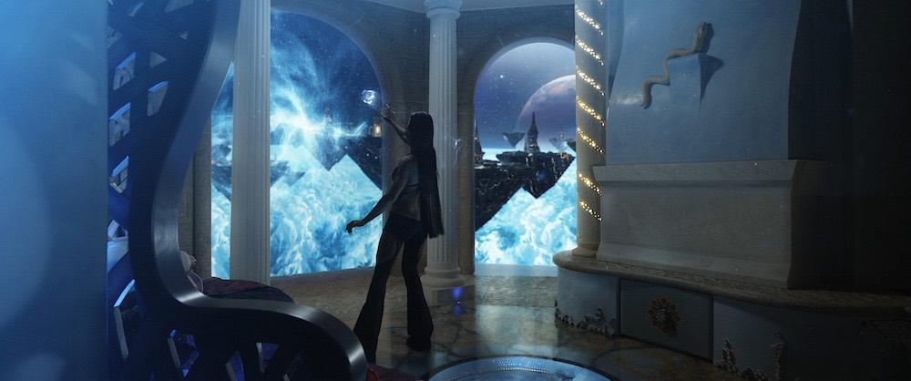 Una scena del film Creators - The Past. Photo: courtesy of press office
