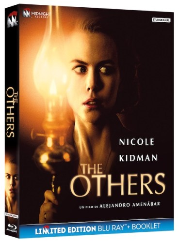 cover blu ray film The Others