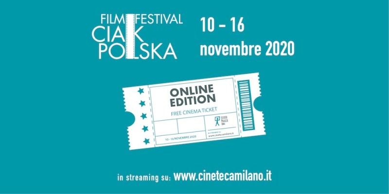 CIAKPOLSKA FILM FESTIVAL 2020