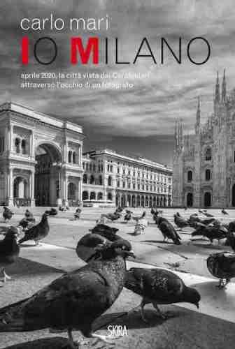 Carlo Mari, IO MILANO - cover libro