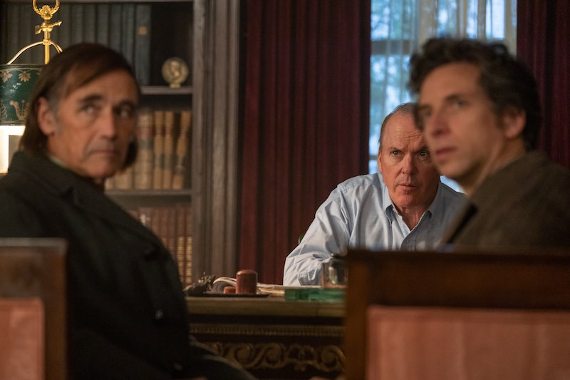 The Trial of the Chicago 7. Photo: Nico Tavenise/Netflix.