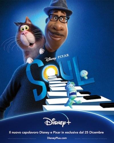 Soul poster film disney pixar