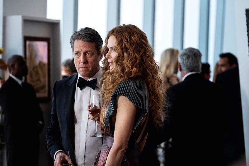 The Undoing - Nicole Kidman e Hugh Grant - Ph press office