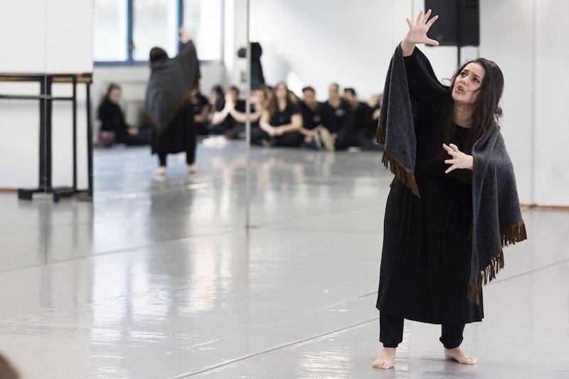 audizioni 2021 alla BSMT- recitazione - foto Giulia Marangoni