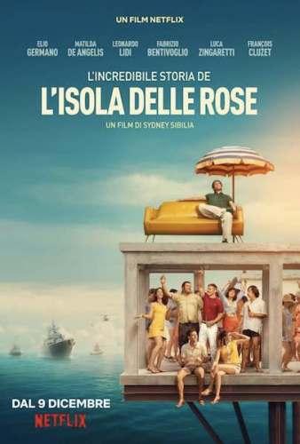 isola delle rose poster film