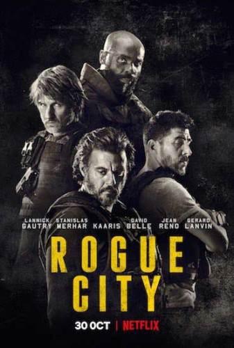 rogue city poster netflix