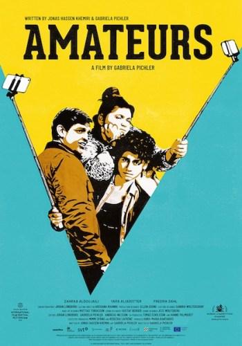 poster film Amateurs