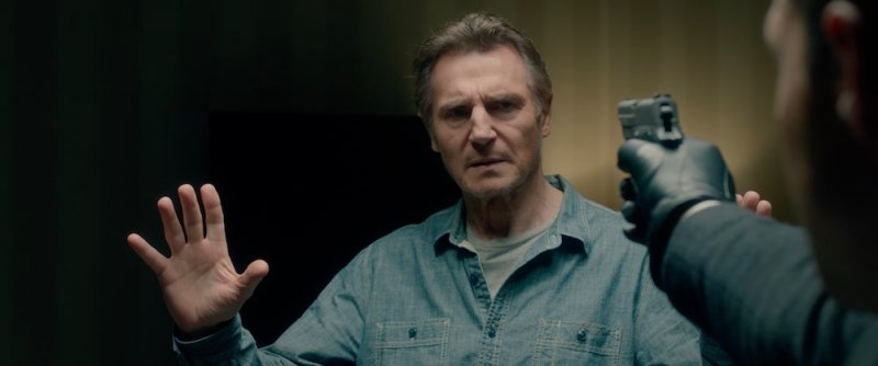 Honest Thief - Liam Neeson 2 - ph press office SKY