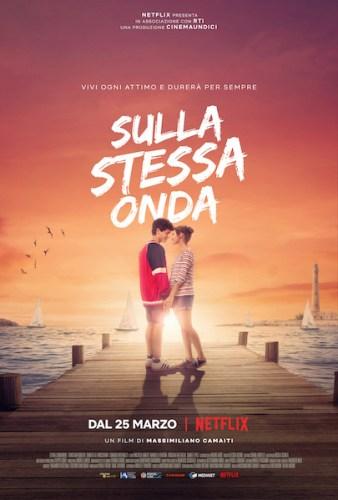 Poster del film Sulla Stessa Onda