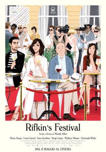 Rifkin's Festival poster ita