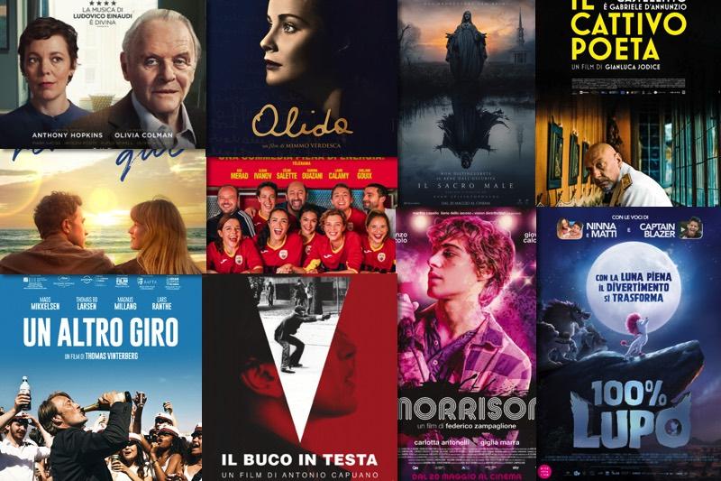 film al cinema dal 20 maggio