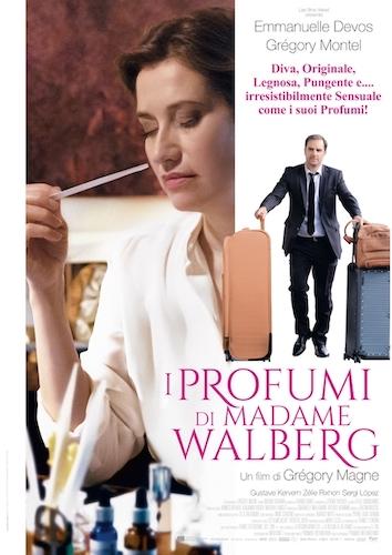 poster film I profumi di Madame Walberg