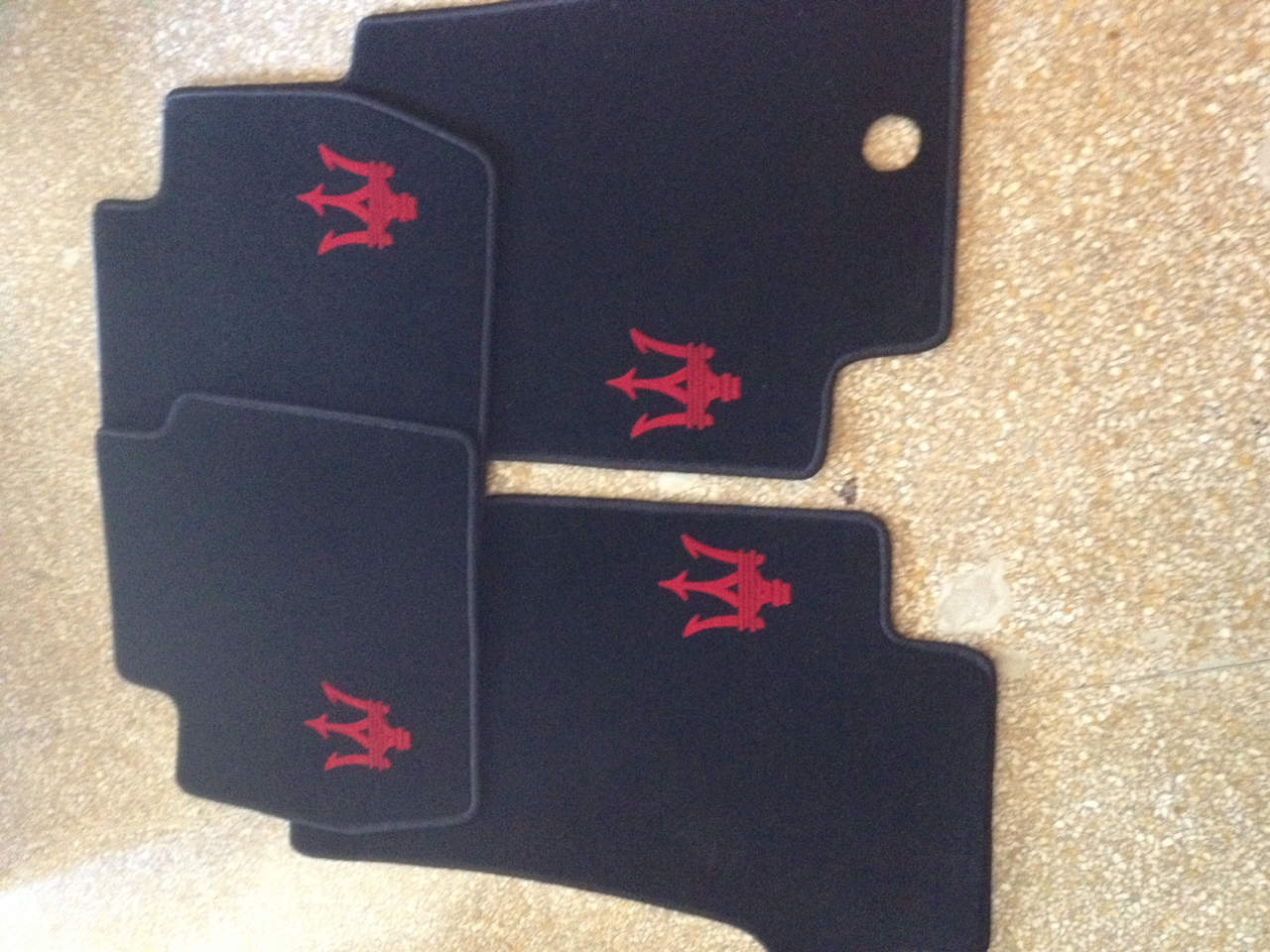 Awesome Floor Mats I Bought Off Ebay For My Gran Turismo