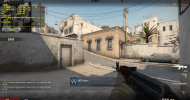 Counter-strike Global Offensive en el MSI GE63VR 7RE Raider