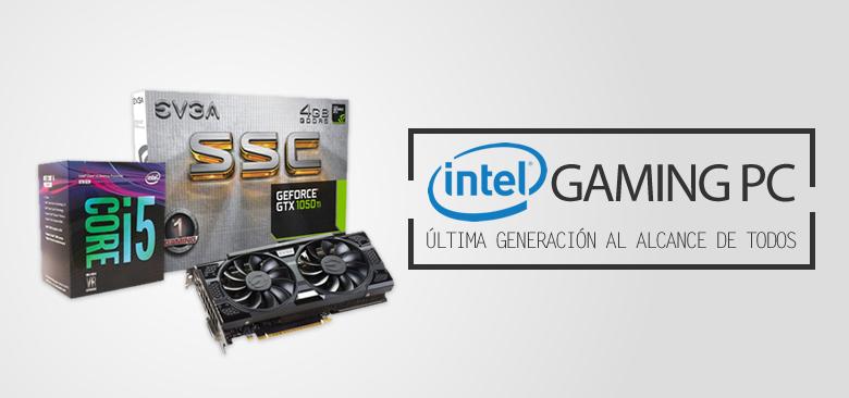 Intel Gaming PC para streaming a bajo presupuesto