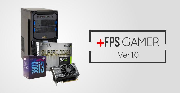 MásFPS Gamer V1.0, menor precio. Mayor Rendimiento.