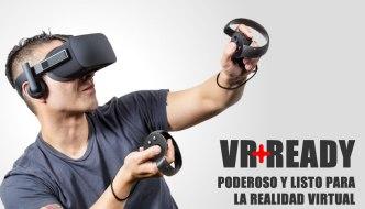 VR-Ready, arma tu PC Gamer para realidad virtual