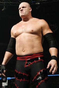 Endomorfo: El luchador Kane