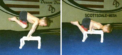 Tuck-Planche-Pushup