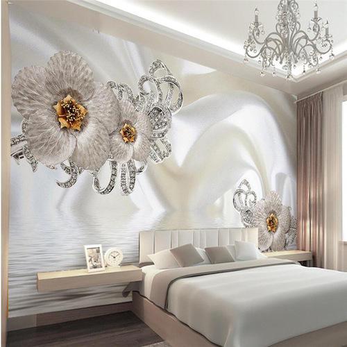 ورق جدران ثلاثي الابعاد لغرف النوم مشاهير