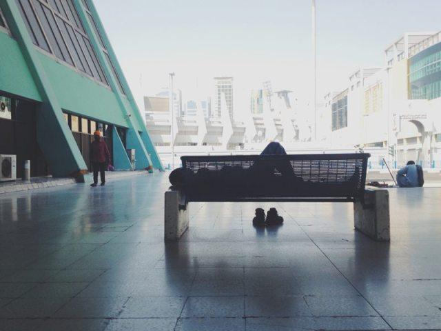 Mashallah News Abu Dhabi bus terminal 4