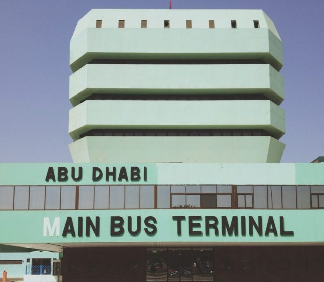 Mashallah News Abu Dhabi bus terminal 3