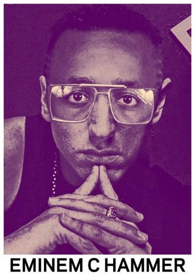 08 Celebrity Mash-ups - Eminem C Hammer