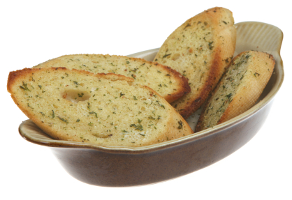 Garlic potato bread recipe