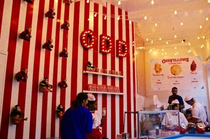 OddFellows Ice Cream
