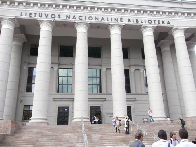 National library vilnius