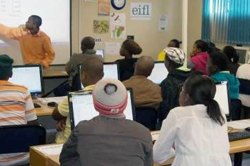 Computing classes make Masiphumlele residents more employable