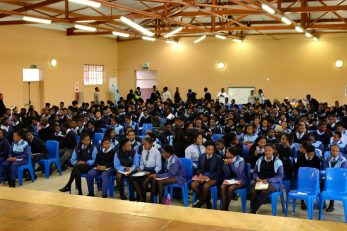 Careers Indaba at Masi High School
