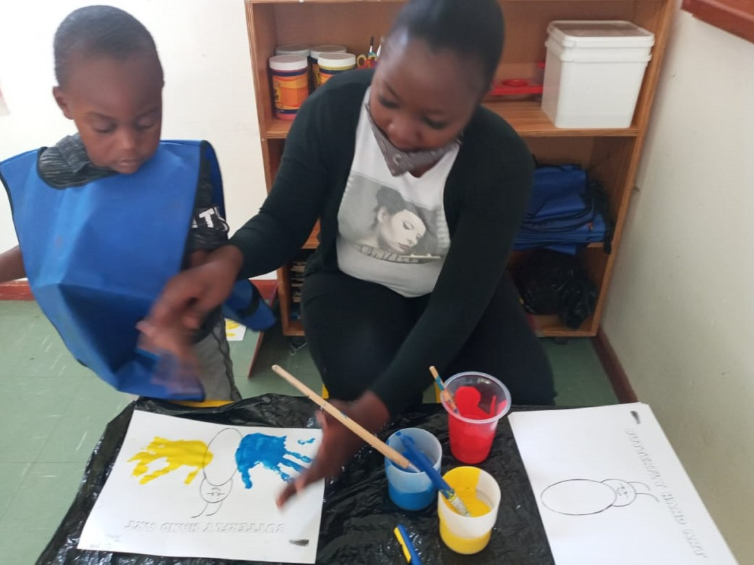 Education charities in South Africa and Child Protection Week