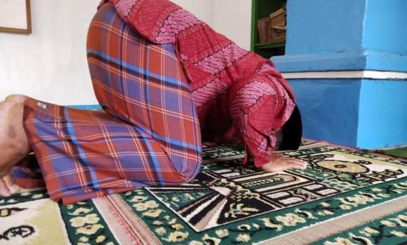 Masjid Nusantara_Sebar 1000 Karpet_1