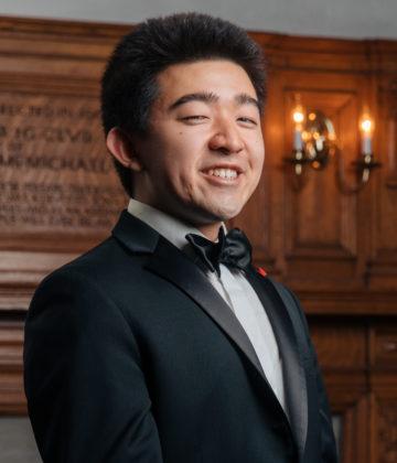 Ethan Wu, W'21